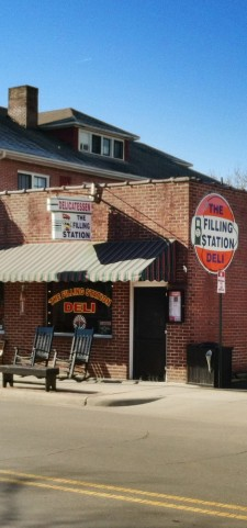 The Filling Station Deli and Sub Shop